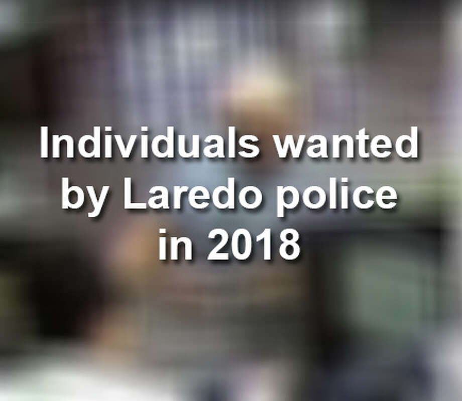 Keep scrolling to see individuals who have been or still are wanted by the Laredo Police Department this year. Photo: Courtesy Laredo Police Department