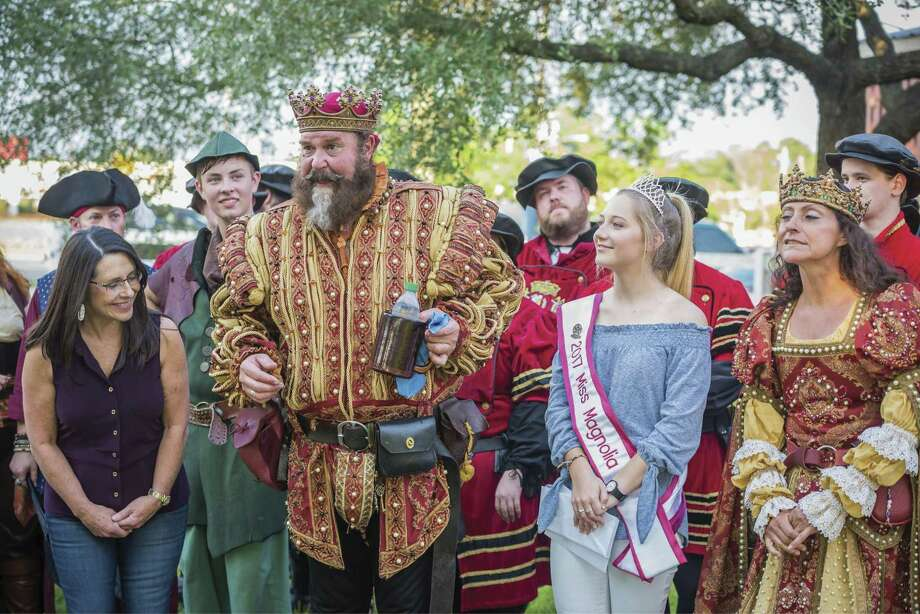 Stroll thru The Renaissance, hosted by the City of Magnolia Stroll Committee and the Texas Renaissance Festival, is an exclusive prequel in Magnolia featuring Texas Renaissance actors, food and drinks held prior to the festival's opening weekend. The Stroll is set for this Saturday in Magnolia from 3 to 7 p.m.