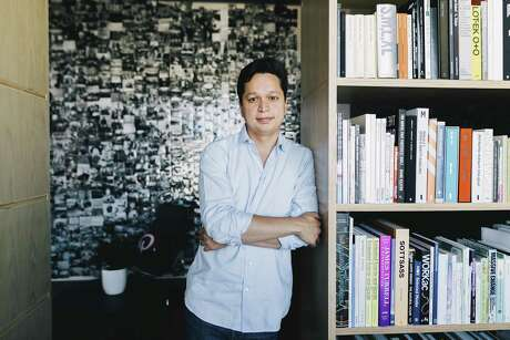 Ben Silbermann, the chief executive of Pinterest, in San Francisco, Aug. 31, 2018. Pinterest has rejected Silicon Valleys aggressive, hype-driven way of doing business. But its slow-and-steady approach has long frustrated some investors. Photo: ANASTASIIA SAPON /NYT / NYTNS