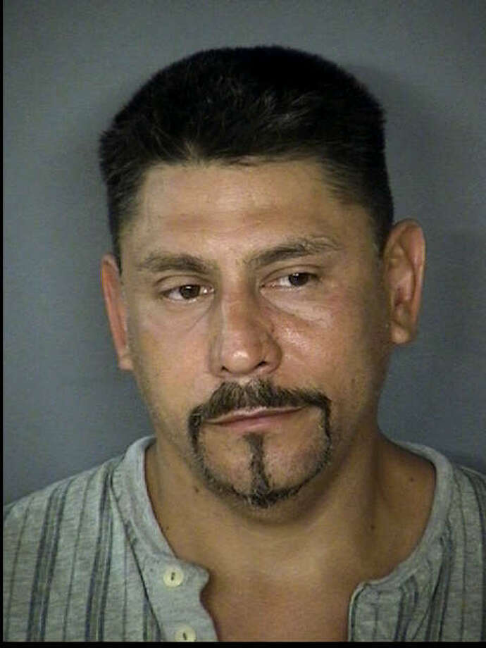 Pete Sanchez, 52, was shot and killed by police on Aug. 31 outside his apartment in the 5900 block of Royalgate Drive. Photo: Bexar County Jail