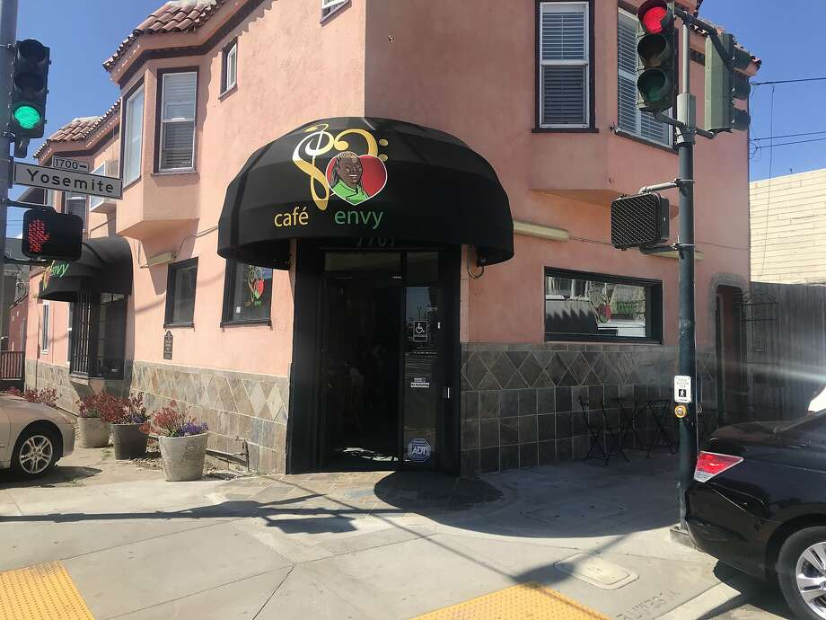 Cafe Envy at 1701 Yosemite Ave. Photo: Inside Scoop
