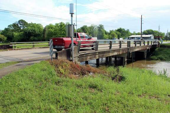 The City of Humble may approve a widening project on Rankin Road.