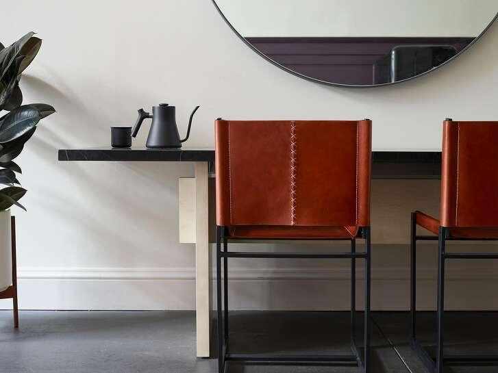 Furniture Maker Brings His Modern Croft House Line Home To San.