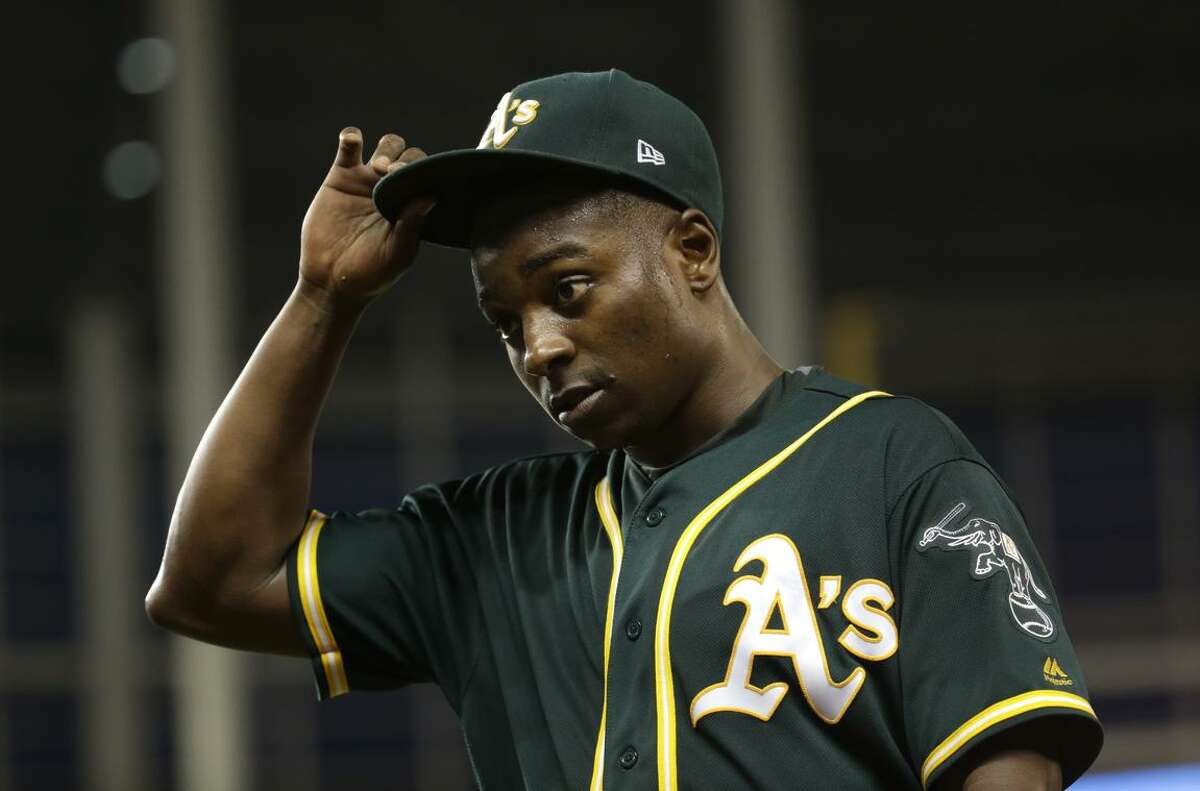 When pitcher Jharel Cotton was hurt in spring training, an injury that led to Tommy John surgery, it started a trend that has plagued the A's all season.