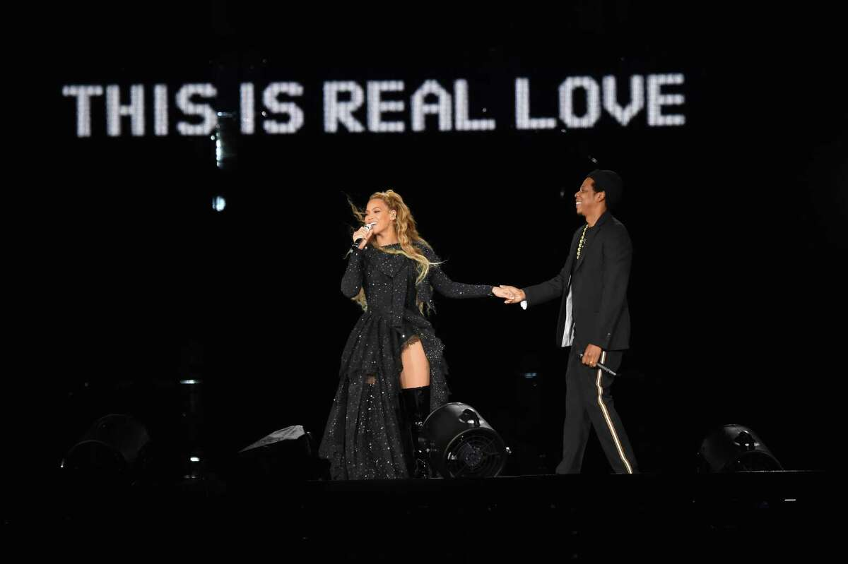 FAMOUS FACES: Here are the celebrities slated to be in Houston from Sept. 14 through Sept. 16. Beyonce and Jay-Z are taking a two-day stop in Houston for their