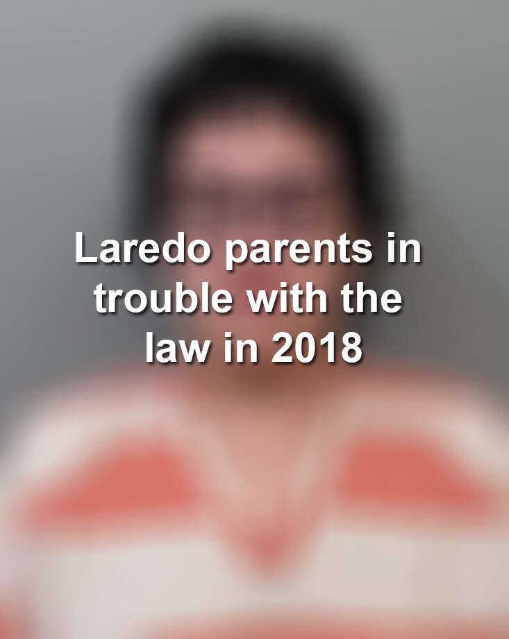 Keep scrolling to see parents who have been in trouble with the law in Laredo this year. Photo: Webb County Sheriff's Office