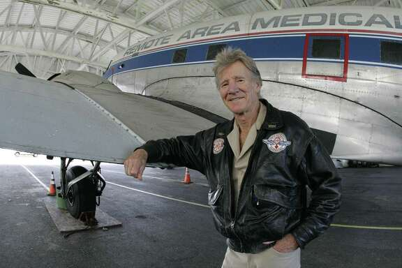 """Stan Brock, who died Aug. 29, founded Remote Area Medical, an organization that sent a disaster relief crew to the Houston area with medical supplies, trucks and boats after Hurricane Harvey. """"He was always ready to help,"""" Seabrook resident Dawn Lynd said of Brock, who was perhaps best known as a co-host on """"Mutual of Omaha's Wild Kingdom"""" television show."""