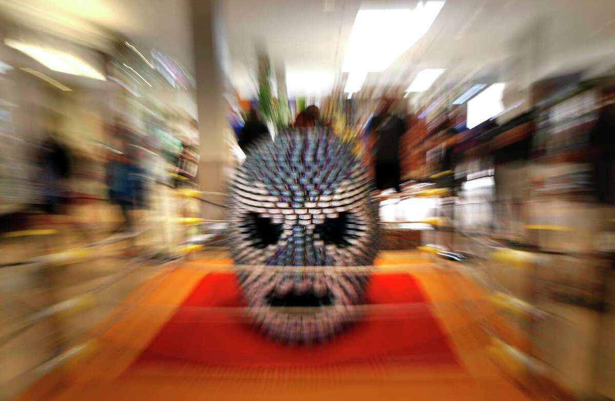 """During last year's contest, """"El Luchador Mask"""" by Luna Middleman Architects took home fourth place for Structural Ingenuity."""