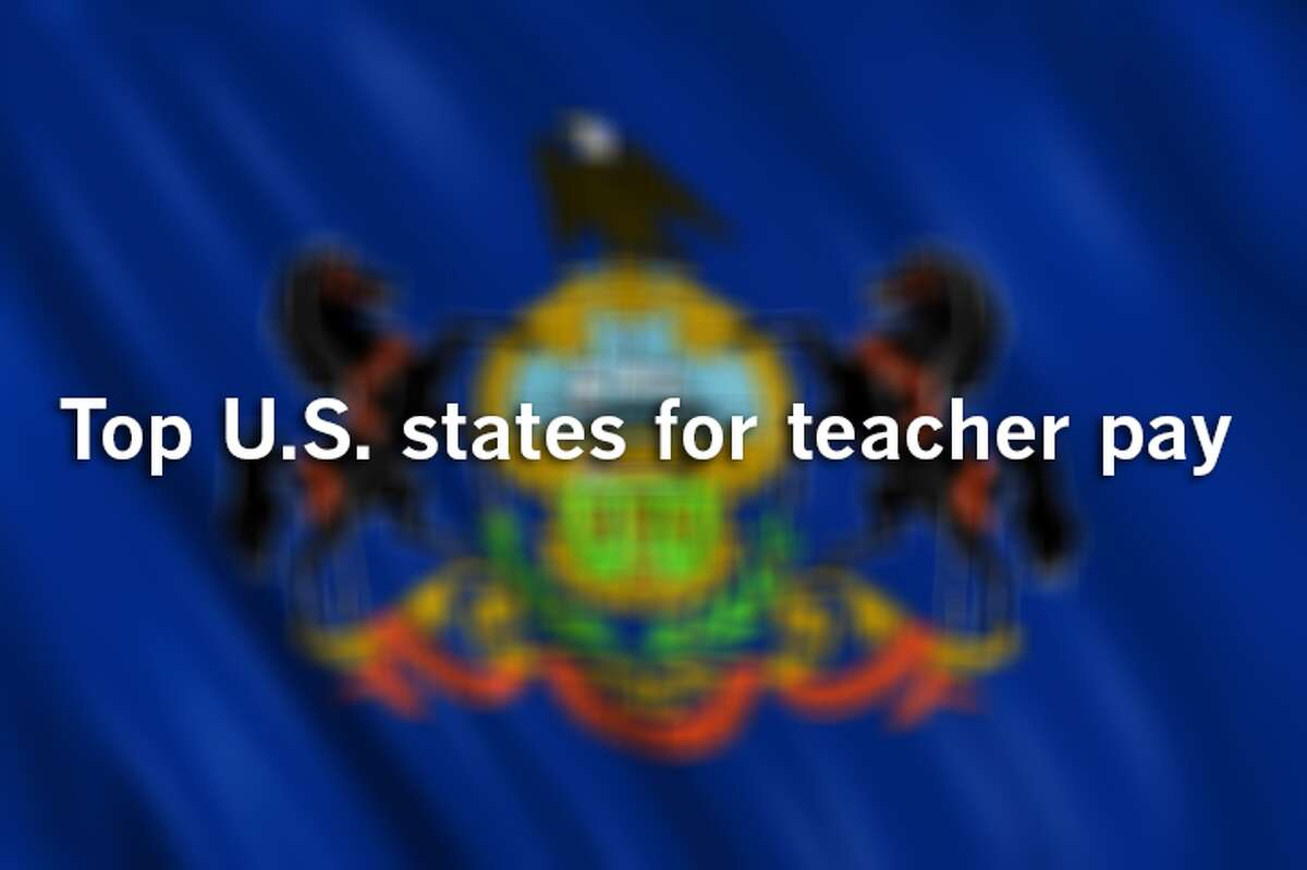 See what data from the National Education Association reveals as the best and worst teacher pay in the U.S.