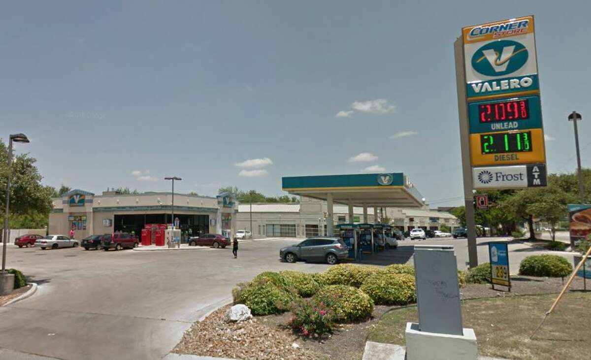 Valero Location: 3503 Wurzbach Road Date: Aug. 14 Number of skimmers found: 1