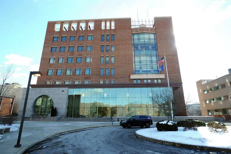 Stamford Superior Court in Stamford, Conn. on Monday, Feb. 13, 2017. Photo: Michael Cummo / Hearst Connecticut Media / Stamford Advocate