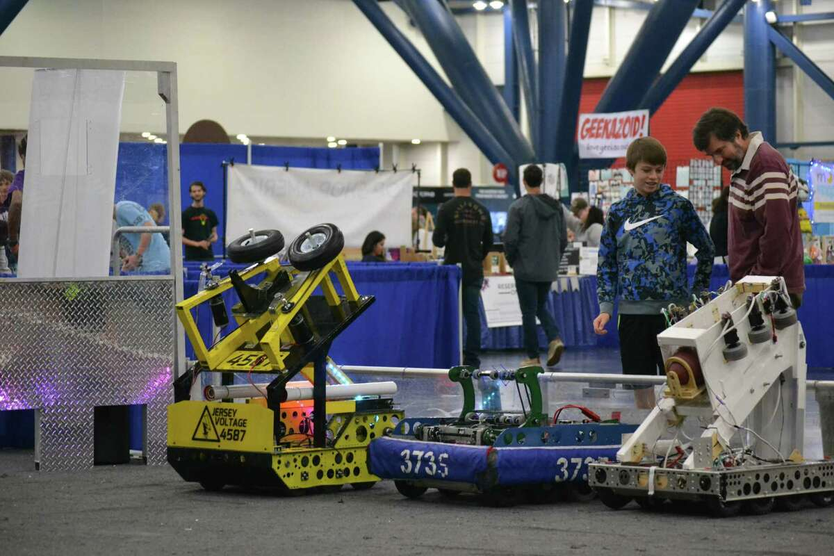 The Houston Maker Faire will be held at the George R Brown Convention Center, 1001 Avenida of the Americas, on Oct. 13 and 14.