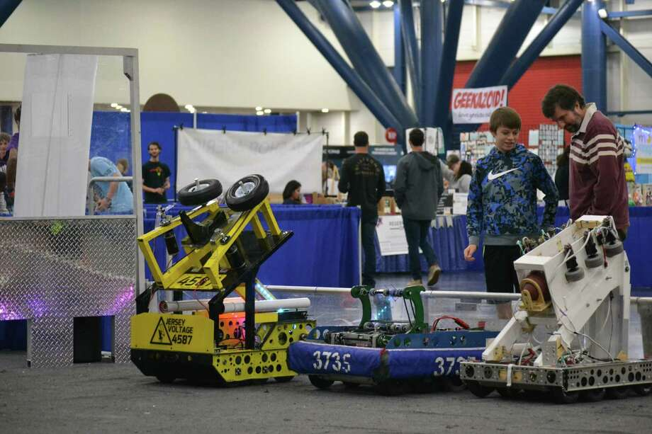 The Houston Maker Faire will be held at the George R Brown Convention Center, 1001 Avenida of the Americas, on Oct. 13 and 14. Photo: Maker Faire