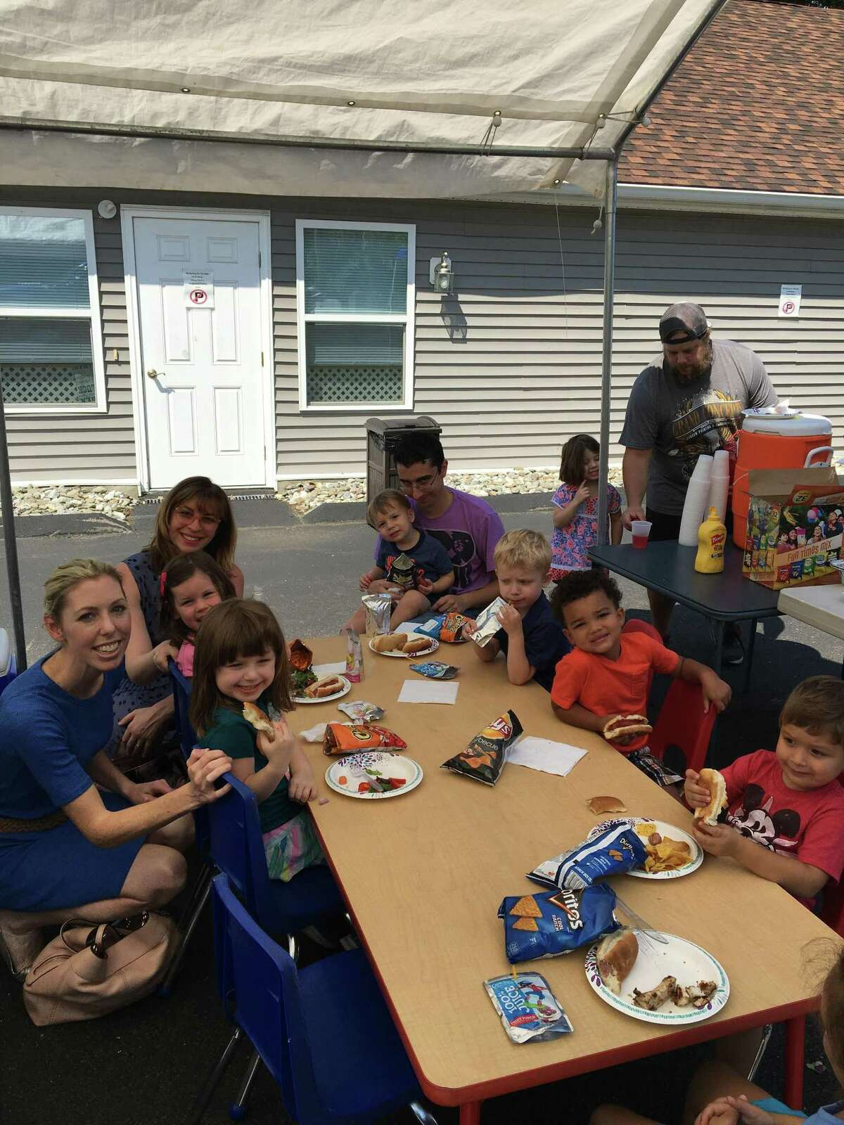 Fun times at Seymour Day Care Center