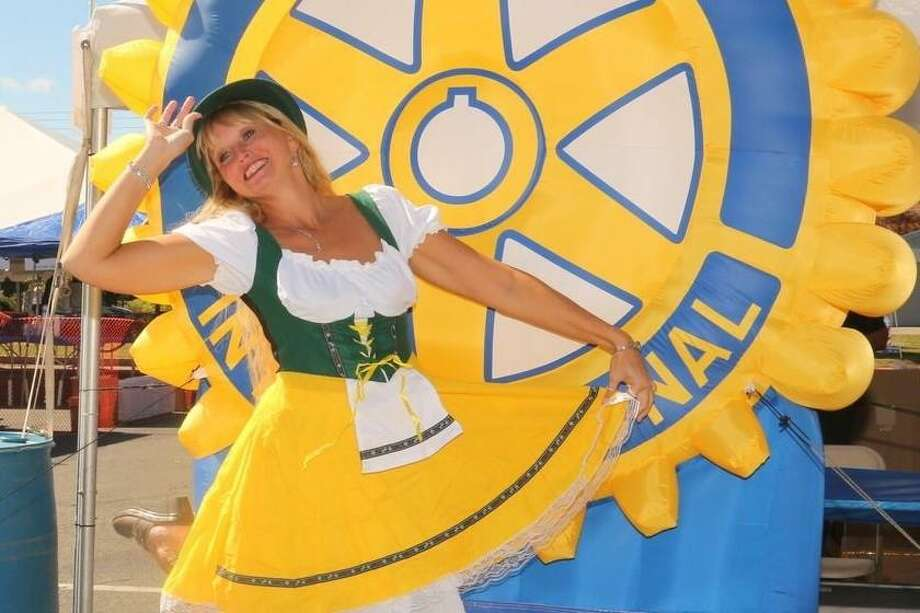 It always had dancing and beer, but now Devon Rotary Oktoberfest will have a 5K run, too. Photo: Al May / Contributed Photo