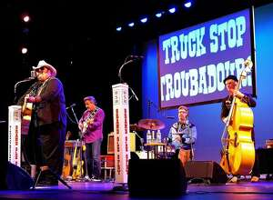 Truck Stop Troubadours will perform at the fair.