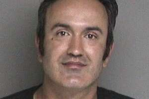 Farzad Fazeli, 35, was arrested on suspicion of attempting to stab a Republican Congressional candidate at the Castro Valley Fall Festival on Sunday, Sept. 9, 2018.