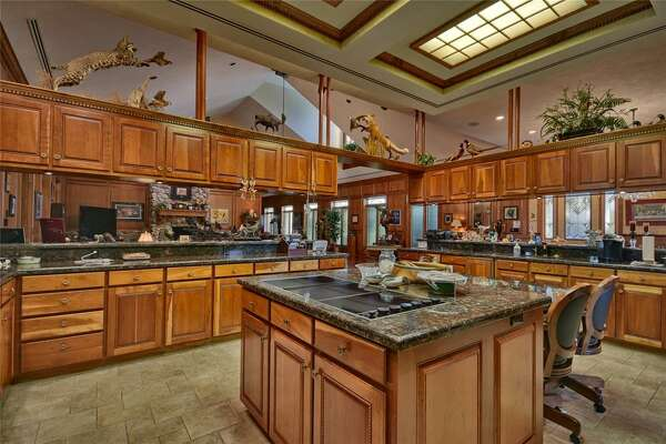 Exotic game ranch for sale is a hunter's dream in Waller