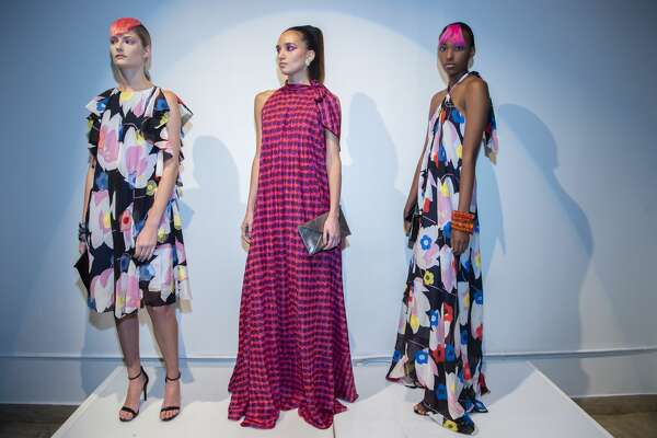 907e09ed5 Houston designers join forces on a spring show at New York Fashion ...