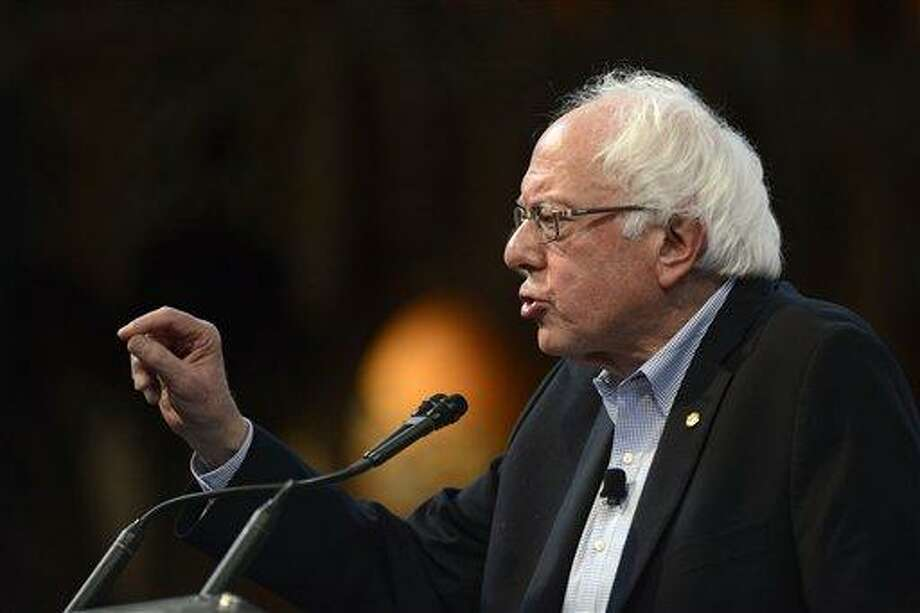 Sen. Bernie Sanders, I-Vt., has a tax plan that intends to tax large companies whose employees also draw safety-net benefits such as food stamps. This, however, will act as incentive for firms to not hire low-income people or get rid of them fast. Photo: Paul Beaty /AP / AP