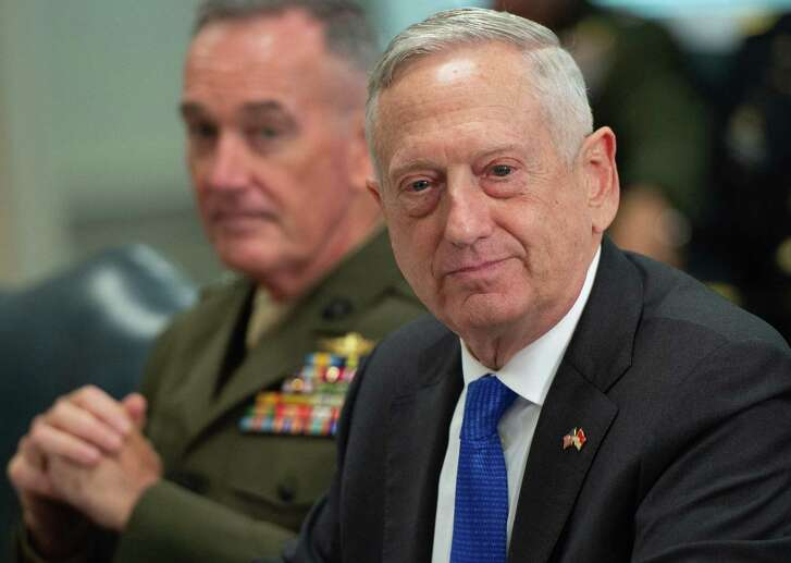 In another indication that President Trump has engulfed the White House in dysfunction, he reportedly ordered Defense Secretary Jim Mattis to assassinate Syria's Bashar al Assad.