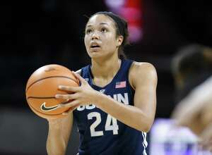 UConn's Napheesa Collier survived the latest cut for the U.S. Women's National Team.