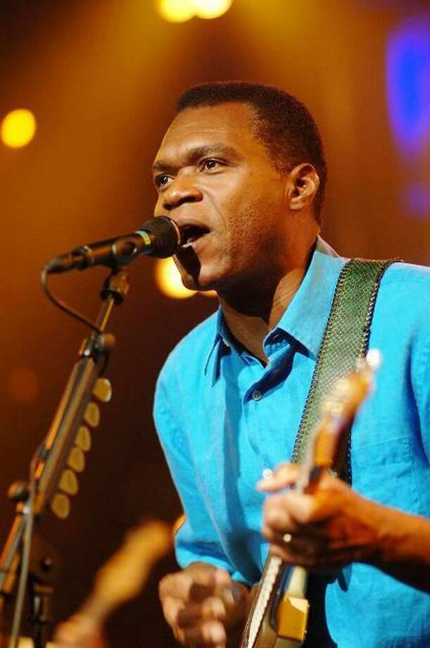 Robert Cray is performing at the The Ridgefield Playhouse on Saturday, Sept. 15. Photo: Contributed Photo