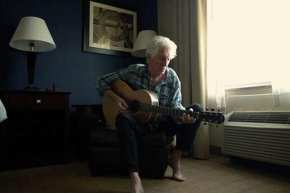 Musician Graham Nash