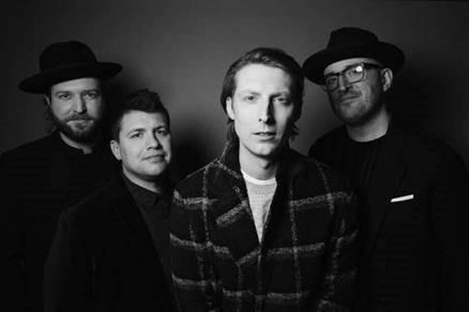 Eric Hutchinson and the Believers are scheduled to perform in Norfolk Oct. 4. Photo: Contributed Photo