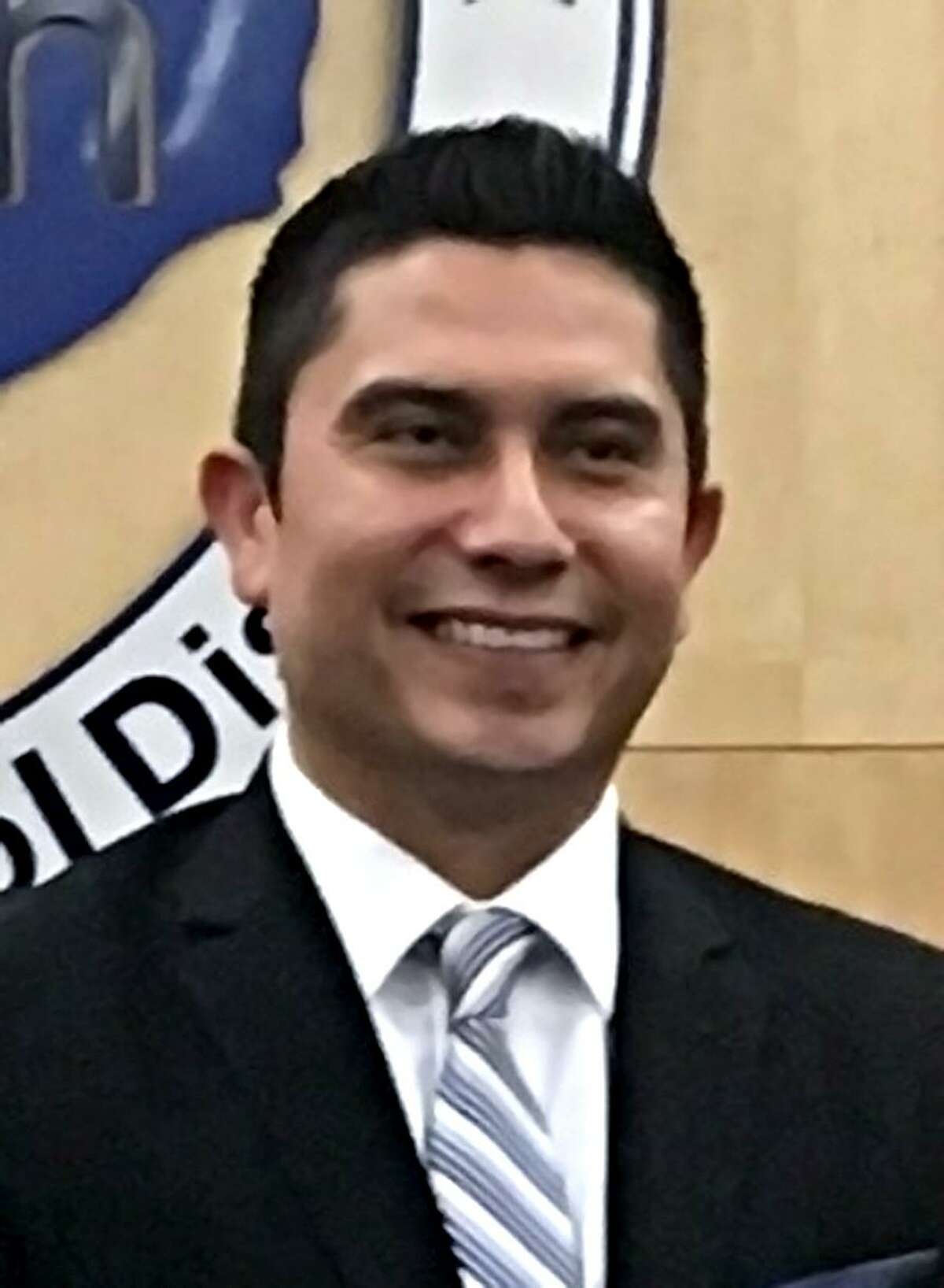 Alexandro Flores was named the sole finalist for South San ISD superintendent.