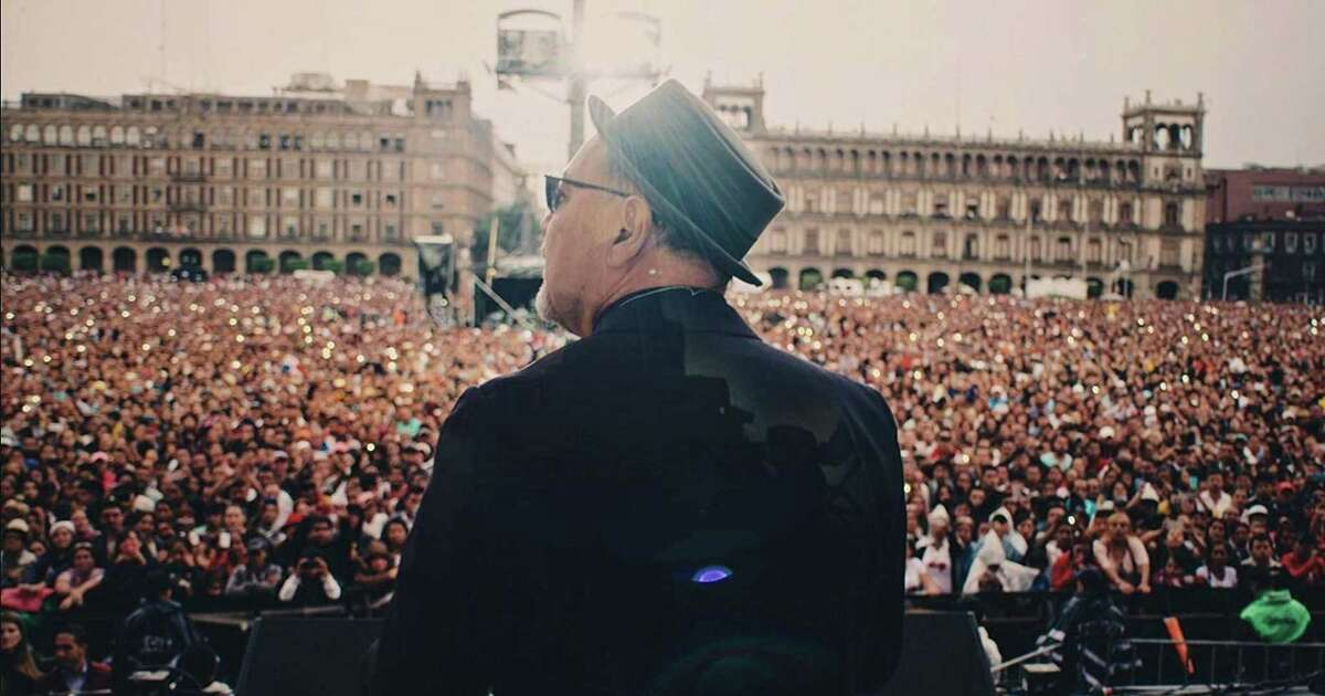 """Musician, actor and activistRuben Blades is the subject of the 2018 documentary, """"Ruben Blades Is Not My Name,"""" which opens the S. F. Latino Film Festival."""
