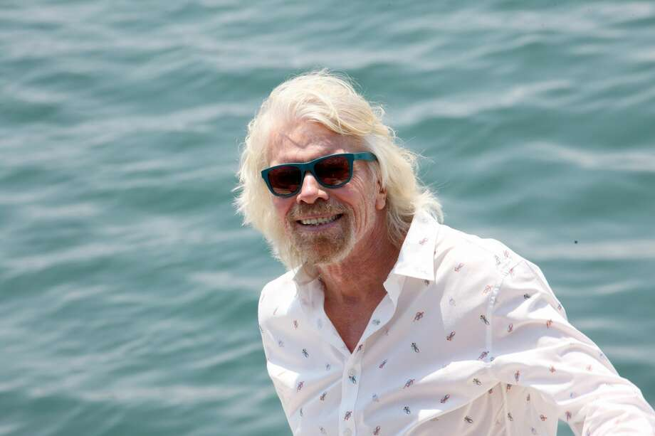 Richard Branson Photo: Vincenzo Lombardo | Getty Images