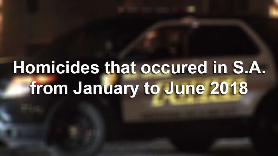 The San Antonio Police Department's uncleared homicide rate for the first half of the year is at 41 percent. Click through the slideshow for a comprehensive list of every homicide in San Antonio from January to June and the status of each investigation. Photo: FILE