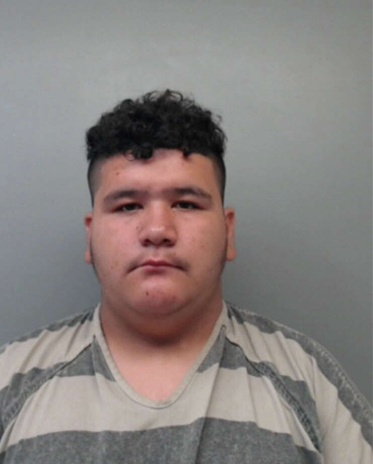 Kevin Miguel Turner, 17, was was charged with cruelty to animals by torture. Photo: Webb County Sheriff's Office