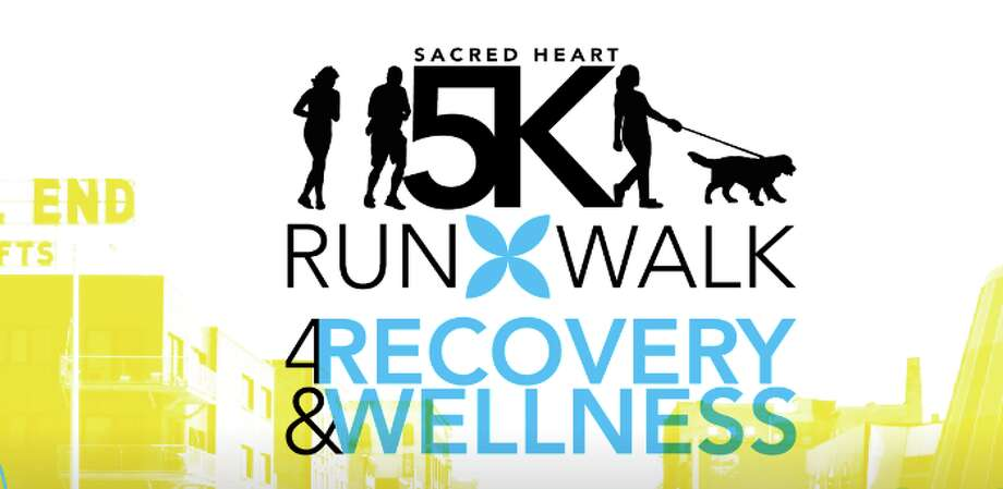 The Sacred Heart 5K Run & Walk 4 Recovery & Wellness will take place at Wenonah Park on Saturday, Sept. 29 in downtown Bay City. Photo: Screenshot / Http://www.sacredheartcenter.com/
