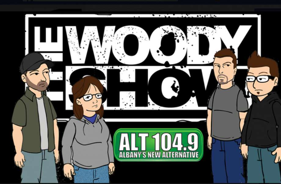 The Woody Show on ALT 104.9 (Facebook) Photo: Facebook