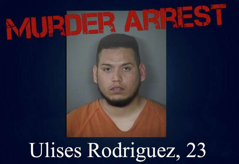 Ulises Rodriguez, 23, faces a murder charge in the death of Karla Ornelas on Sept. 5 in the 3300 block of Colima Street. Photo: San Antonio Police Department