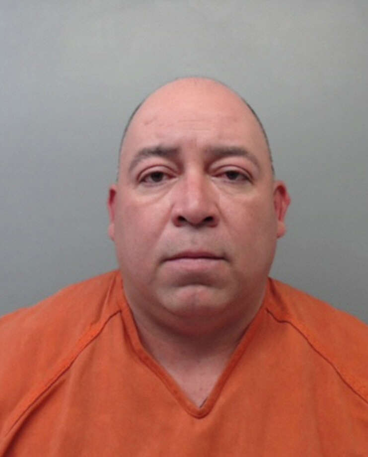 Jose Manuel Rodriguez, 47, was charged with gambling promotion. Photo: Webb County Sheriff