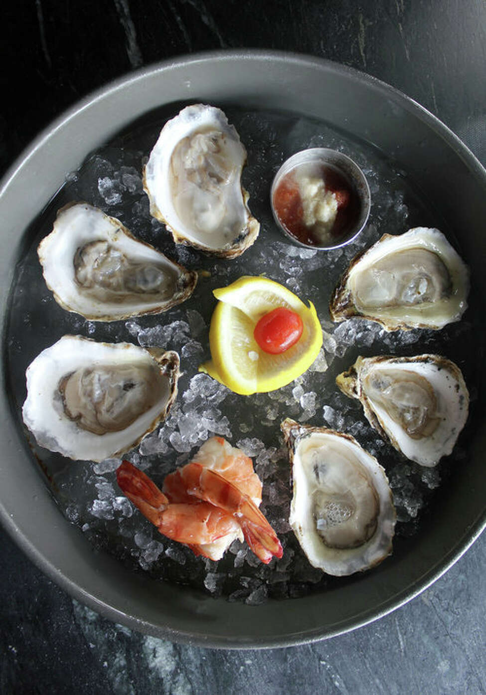 Albany Ale & Oyster, 281 New Scotland Ave., Albany. 518-487-4152. albanyaleandoyster.com. 11 a.m. to 11 p.m. Monday to Saturday, noon to 11 p.m. Sunday. $. Handicapped-accessible. Street parking.