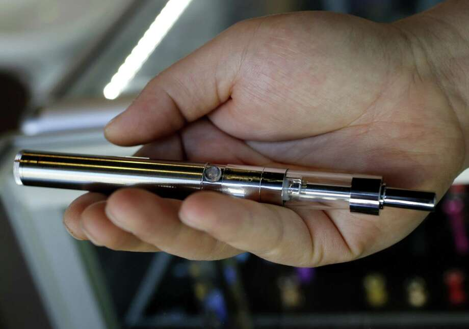 The U.S. Food and Drug Administration has sent out 1,300 warning letters and fines to retailers — including at least eight in Connecticut who illegally sold e-cigarette products to minors during a nationwide undercover operation. Photo: Brant Ward / The Chronicle / ONLINE_YES