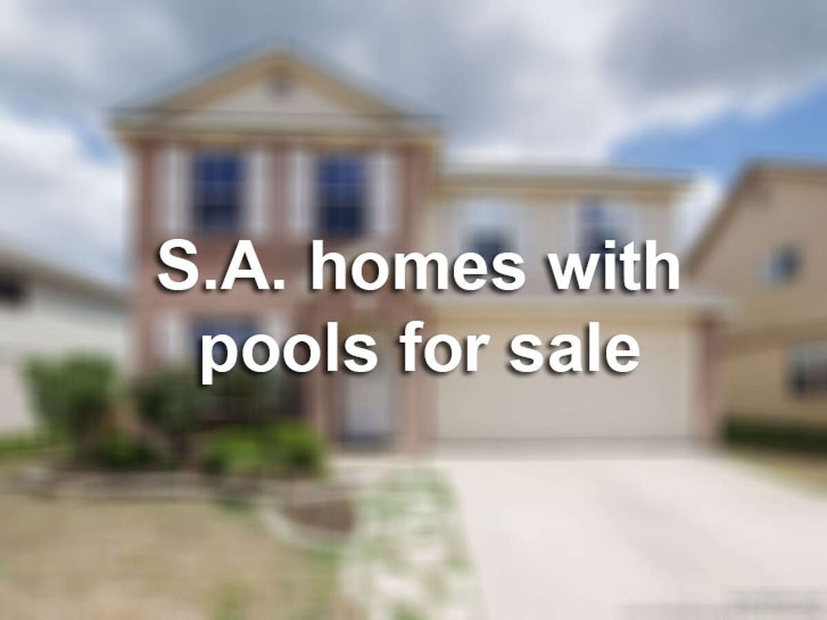 The city boasts a plethora of houses with pools right around the city's median home price, with varying styles and locations. Dip into some of the listings in the following gallery.