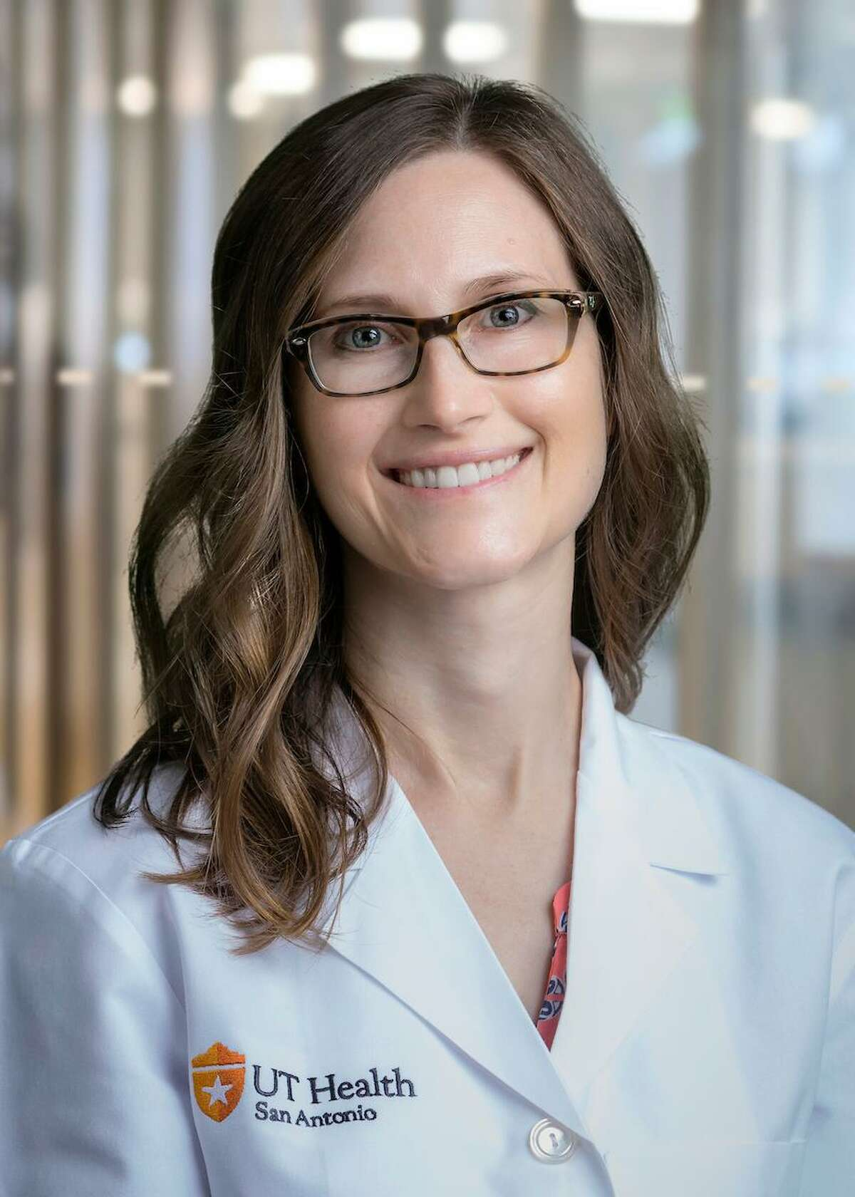Miranda Orr is on the faculty of the Barshop Institute for Longevity and Aging Studies and is a research health scientist with the South Texas Veterans Health Care System. She's the leade author of a study published last month that could open a new pathway to fighting Alzheimer's disease.