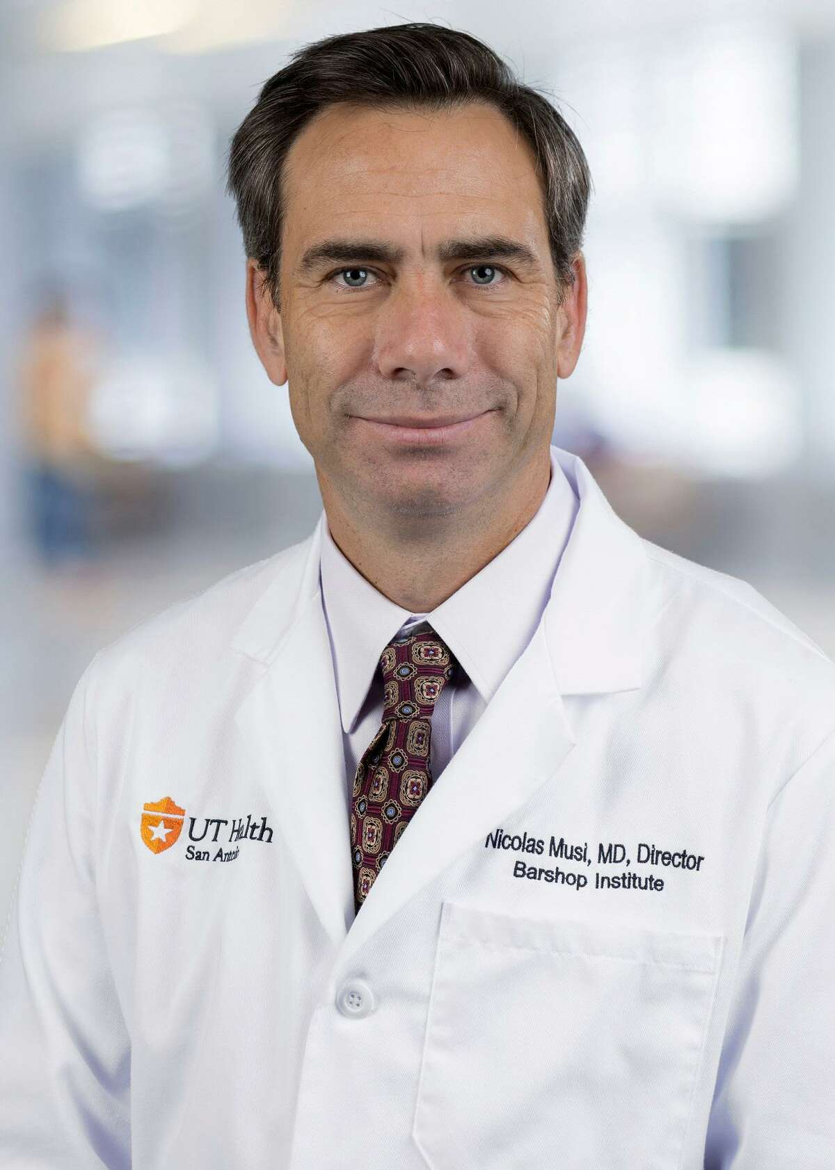 Dr. Nicolas Musi is director of the Barshop Institute for Longevity and Aging Studies, part of UT Health San Antonio. He's a co-author of a study published last month that could open a new pathway to fighting Alzheimer's disease.