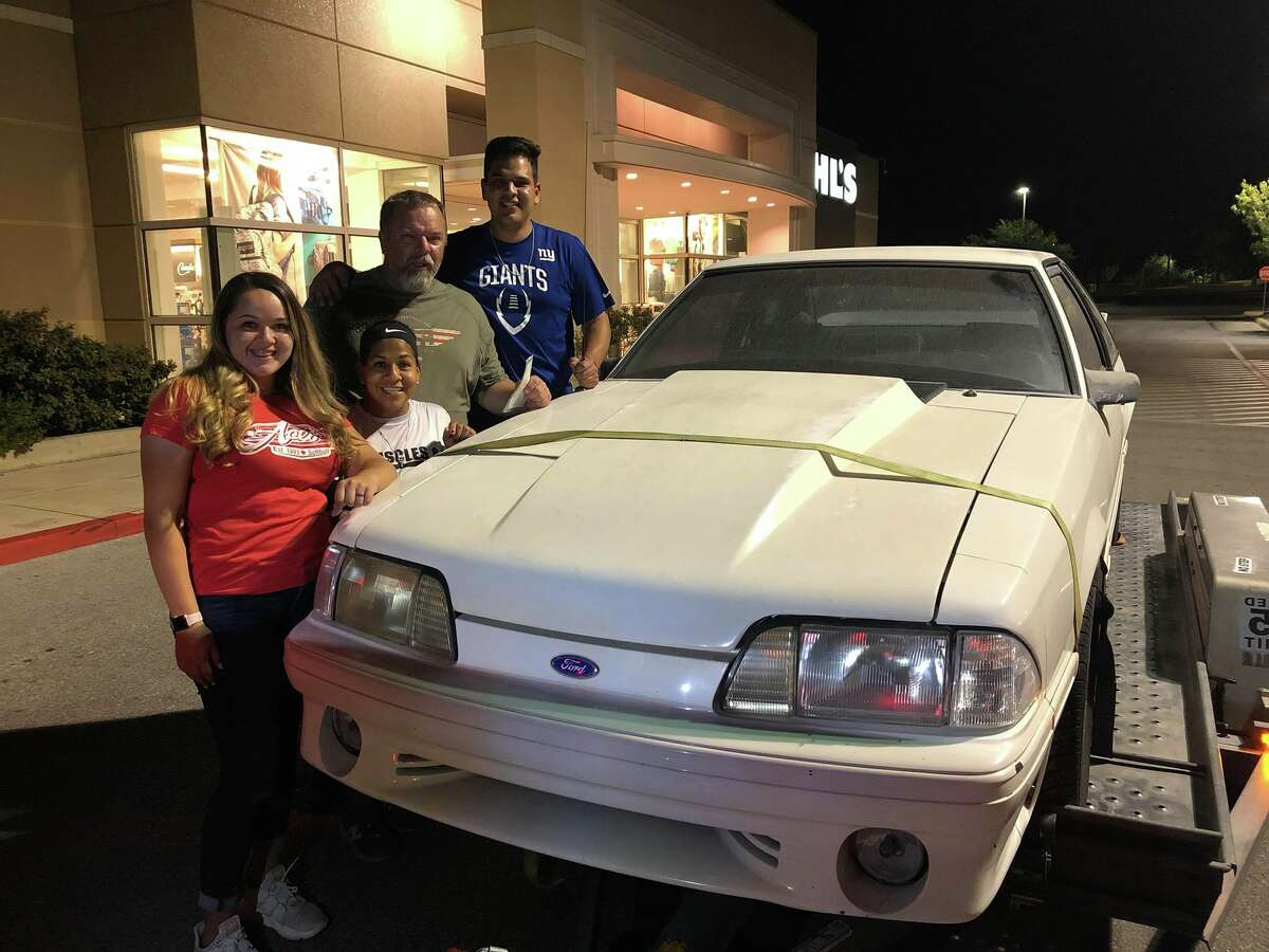 A few weeks ago, Jake and Jeni Ryan, proved they noticed every sacrifice their father Wesley made for their family, especially selling his beloved sports car to support them. After more than a decade without the vehicle, Wesley's children conspired to buy it back and surprise him. The emotional reveal was captured in a heartwarming Facebook video that Wesley says shows