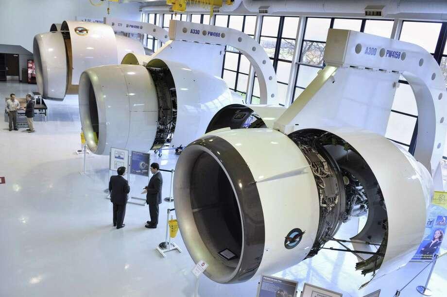 United Technologies will pay $13.9 million after a Securities & Exchange Commission probe into what the SEC described on Sept. 12, 2018 as illicit payments to win business overseas for its Otis Elevator and Pratt & Whitney aircraft engine subsidiaries. Photo: Jessica Hill / ST / AP2010