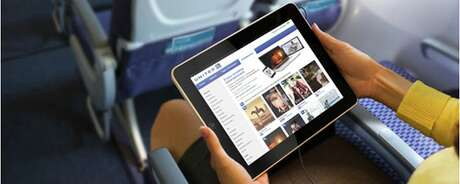 BYO device entertainment systems are available on more United flights. (Photo: United) Photo: United Airlines