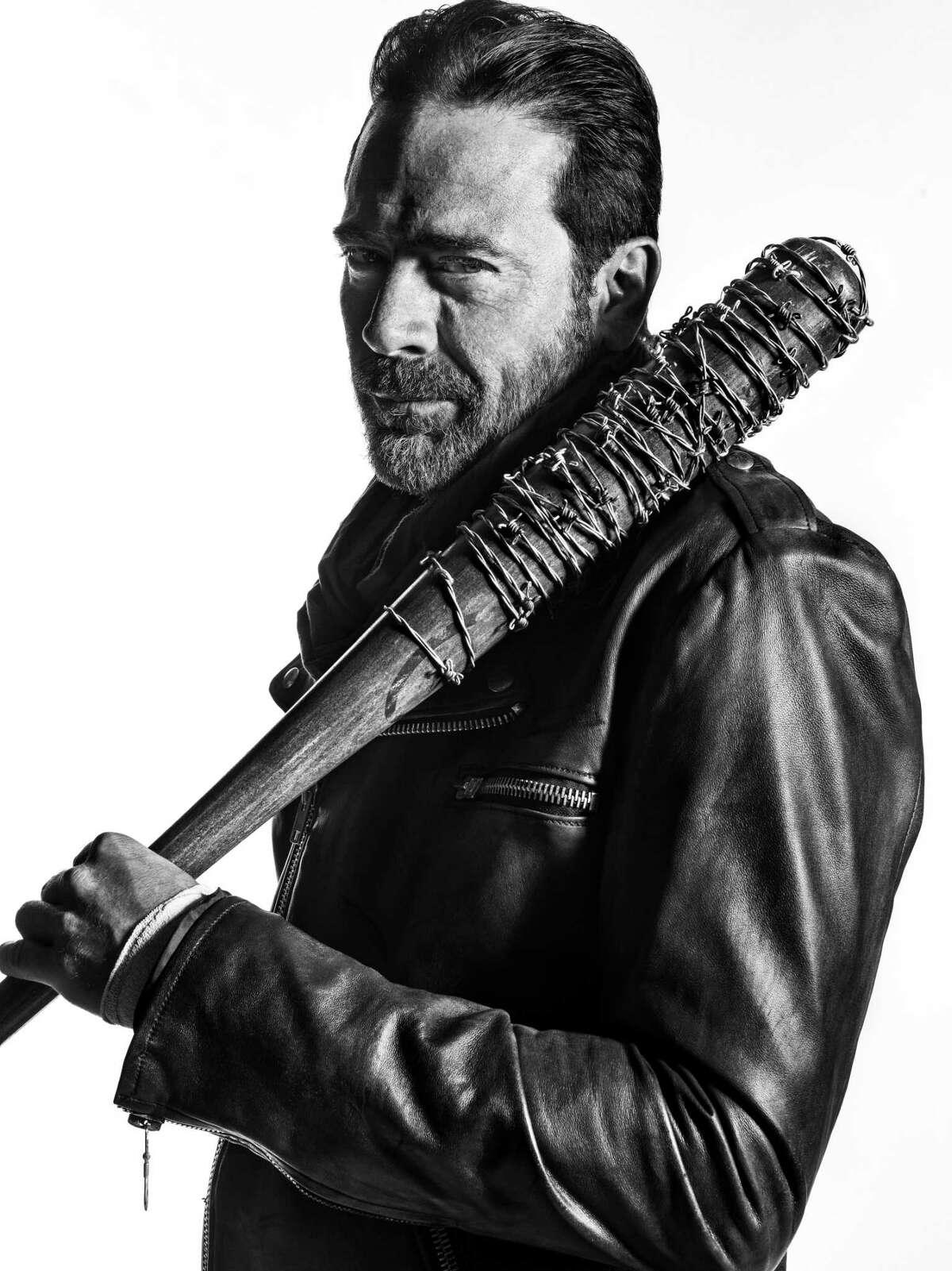 Jeffrey Dean Morgan's bat-wielding Negan is a fan favorite on