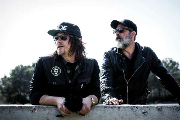 Talking Dead With Jeffrey Dean Morgan And Norman Reedus