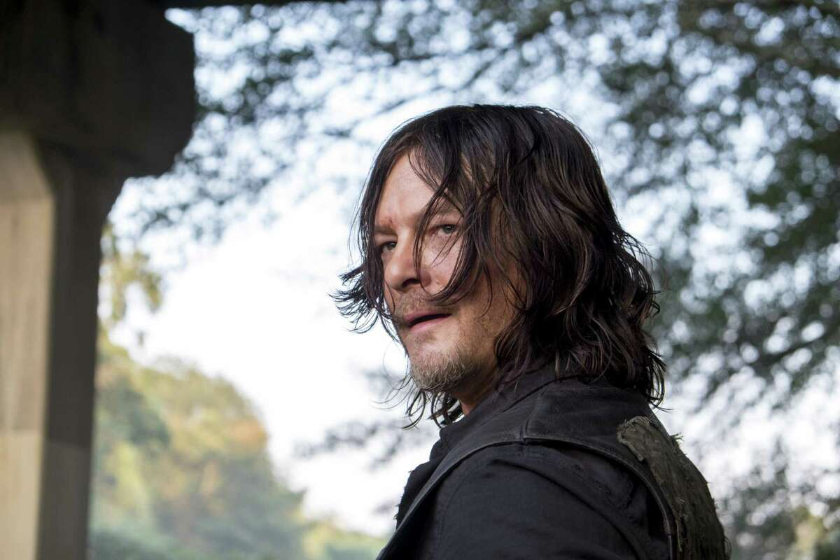 PHOTOS: Fandemic appearances Norman Reedus plays Daryl Dixon in