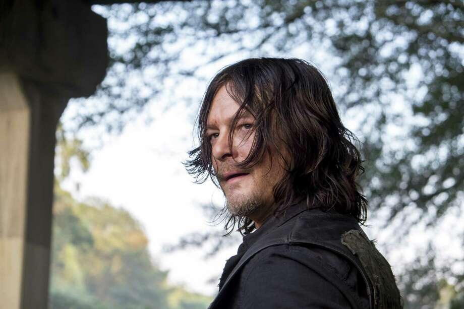 "PHOTOS: Fandemic appearances Norman Reedus plays Daryl Dixon in ""The Walking Dead."" He's also a convention favorite for the cult film ""The Boondock Saints."" >>Here's who's slated to be at the long-awaited convention... Photo: Gene Page/AMC / Gene Page/AMC / © 2017 AMC Film Holdings LLC. All Rights Reserved."